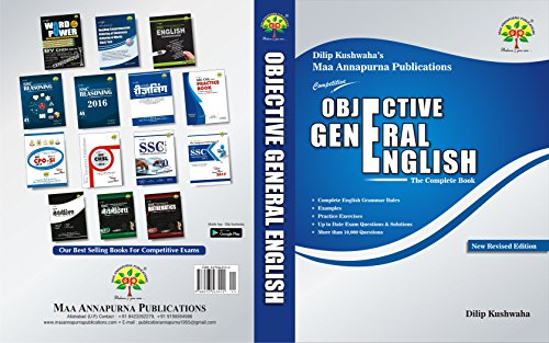 OBJECTIVE GENERAL ENGLISH THE COMPLETE BOOK