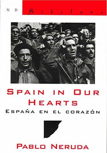 Spain in Our Hearts: Espana En El Corazon (New Directions Bibelots)