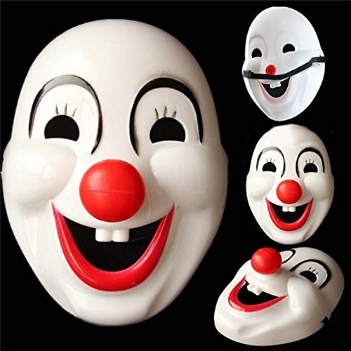 Nose Cartoon Cosplay Maske für Halloween Party Circus ()