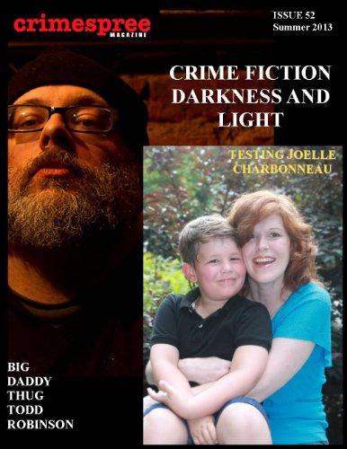 Crimespree Magazine #52 (English Edition)