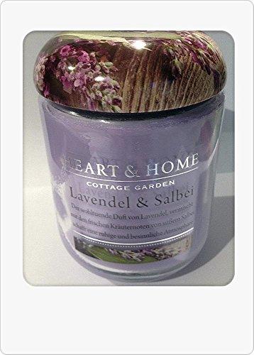 Heart & Home Lavendel und Salbei, 1er Pack (1 x 310 g)