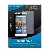 2 x SWIDO® Displayschutzfolie General Mobile GM 5 Plus