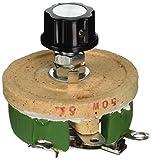 50W 5 Ohm Ceramic Drahtpotentiometer Volume Disk Control Rheostat