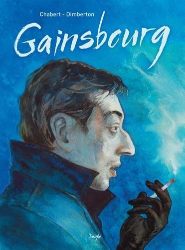 Gainsbourg en BD