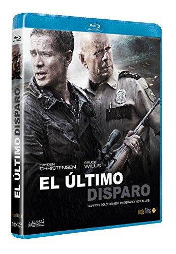 El último disparo (first kill) [Blu-ray]