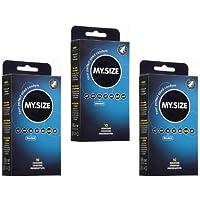 Preisvergleich für 3x My.Size Kondome 60mm - 10er DREIFACH-Sparpaket