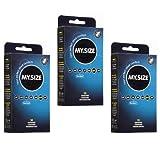 3x My.Size Kondome 60mm - 10er DREIFACH-Sparpaket