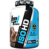 BPI Sports ISO HD 100% Protein Isolate And Hydrolysate - 2.4 Kg (Chocolate Brownie)