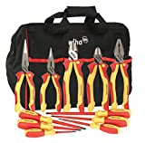 Best Wiha Insulateds - Wiha 32390 Insulated Pliers Cutters & Drivers. 1000 Review