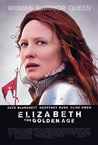 Elizabeth: The Golden Age Movie Poster (27,94 x 43,18 cm) - Elizabeth-das Goldene