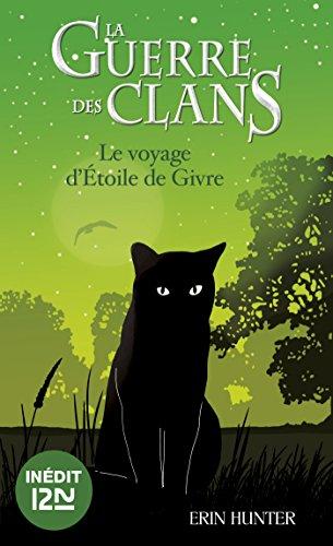 La guerre des Clans : Cloudstar's Journey (French Edition)