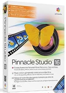 Pinnacle Studio 16