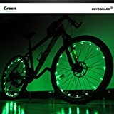 Best Bicycle Lights - Bodyguard Bike Wheel Lights - Auto Open Review