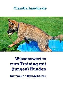 Wissenswertes zum Training mit (jungen) Hunden (Signal-Hund - Training für Mensch & Hund 1) von [Landgrafe, Claudia]