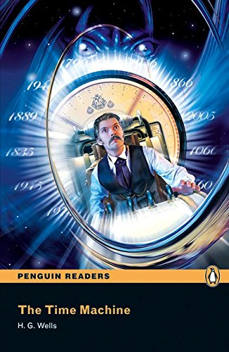 Penguin Readers 4: Time Machine, The Book & MP3 Pack (Pearson English Graded Readers) - 9781408294475 (Pearson english readers)
