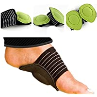 Flexible Füße Schutz gepolsterte Innensohle hält Fuß Gesund Relief Zwickt Schmerzen preisvergleich bei billige-tabletten.eu