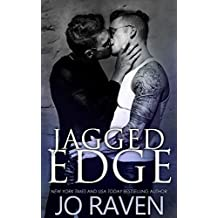 Jagged Edge: Jason and Raine - M/M Gay romance (English Edition)