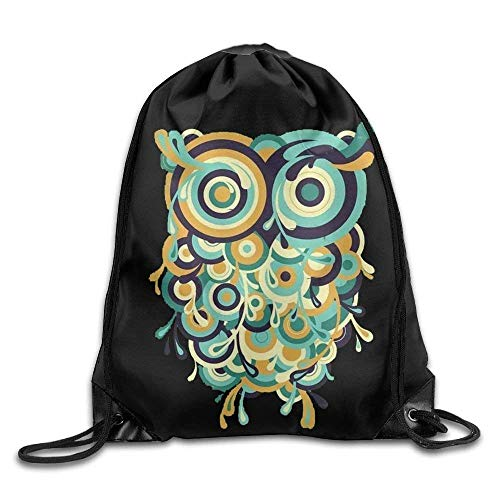 ruichangshichengjie 342.png Print Drawstring Backpack Rucksack Shoulder Bags Gym Bag Sport Bag