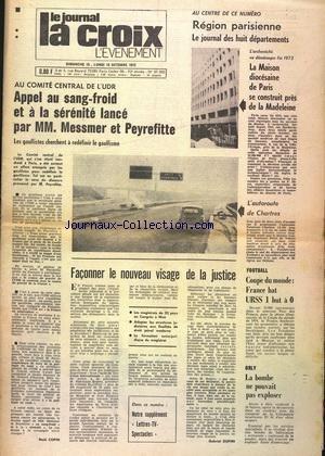 journal-la-croix-l-39-evenement-le-no-27300-du-15-10-1972