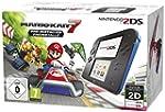 Console Nintendo 2DS - noire et bleue...