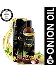 Emeveta Onion Hair Oil For Hair Growth,Control Hair Fall Wit