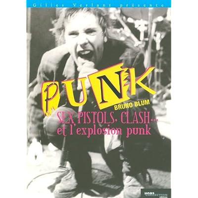 PUNK SEX PISTOLS CLASH
