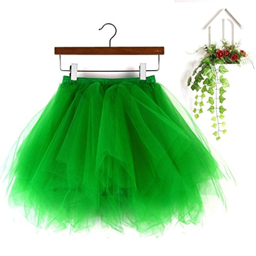 928376c9f9d4a JACKY-Store Women s Pleated Gauze Short Skirt Plus Size Girls High ...