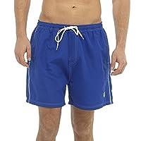 Mens Swim Shorts Swimming Trunks Swimwear Beach Holiday New - Blue, Extra Large
