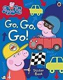 Peppa Pig: Go, Go, Go!: Vehicles Sticker Book