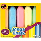 Poof Mega Chalk, Multi Color