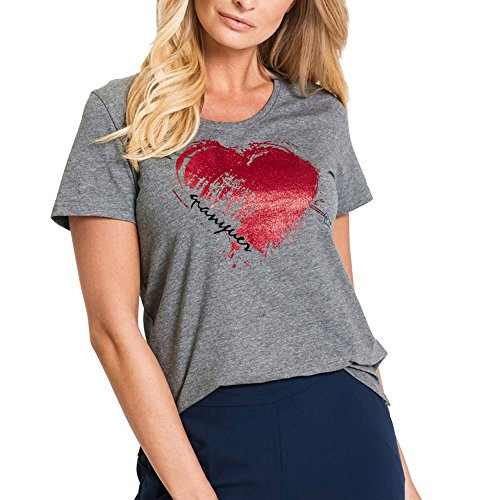 PorLous2019 Trendtrikot Der Frauen Kurzärmliges ärmelloses T-Shirt Mit O-Ausschnitt Mode Zuhause Freizeit Damenbekleidung