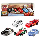 Disney Cars Cast 1:55 - Gift Pack Radiator Springs 5 Fahrzeuge im Set