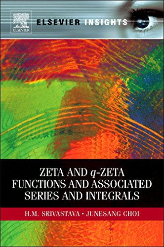Zeta and q-Zeta Functions and Associated Series and Integrals -