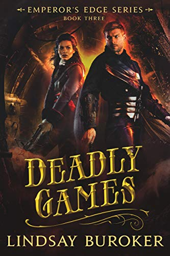 Descargar Pdf Gratis Deadly Games The Emperors Edge Book 3