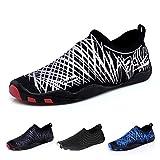 Die besten Wasser-Schuhe für Frauen - Damen Herren Schwimmschuhe Schnell trocknend Schuhe Unisex Strandschuhe Bewertungen
