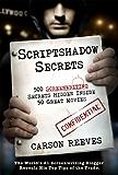 Scriptshadow Secrets (500 Screenwriting Secrets Hidden Inside 50 Great Movies)