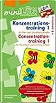 miniLÜK: Konzentrationstraining 1: fü...