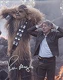 PETER MAYHEW as Chewbacca - Star Wars GENUINE AUTOGRAPH - Star Wars - amazon.co.uk