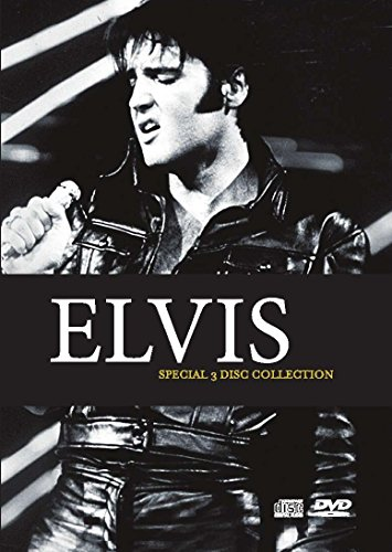 Elvis Presley, Special Three Disc Collection [3 DVDs] [UK Import] (3 Leap Season Quantum)