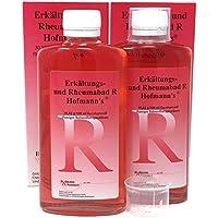 Erkältungs- und Rheumabad R Hofmann`s® Arzneibad Erkältungsbad mit reinem Eukalyptus-Öl, wirkt schleimlösend und... preisvergleich bei billige-tabletten.eu
