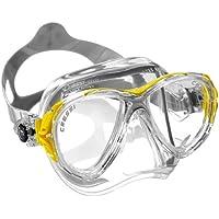 Cressi Eyes Evo Crystal transparente-amarillo