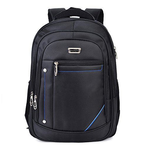 32fb6a8489 Vbiger Impermeabile Zaino per Computer Portatile e Notebook Macbook Grande  Capacità Fino 17 Inch