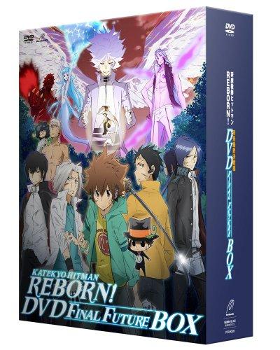 Katekyo Hitman Reborn! Mirai K [DVD-AUDIO] (Hitman Filme Reborn)