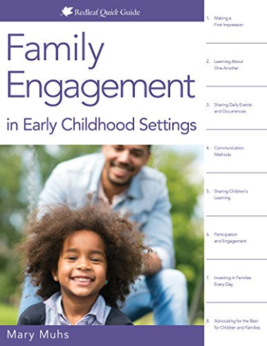 Family Engagement in Early Childhood Settings (Redleaf Quick Guide) (English Edition)