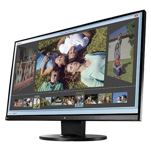 Eizo FlexScan EV2450 BK 238 Inch IPS LCD particularly slim Bezel Monitor Black 1920 x 1080 Monitors