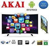 Tv Led 43 Akai CTV431T curvo smart Full Hd
