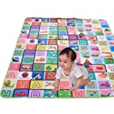 Best Baby Play Mats - Single Side Printed Baby Play Crawl Mat Review