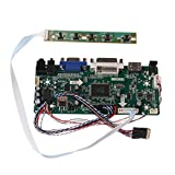 Xuniu Controller Board LCD HDMI DVI VGA-Audio-PC-Modul Treiber DIY Kit 15,6
