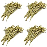 Ezee Bamboo Knot Skewers - 5 Inches (400...