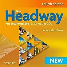 New Headway Pre-Intermediate Maturita Fourth Edition Class audio CDs (New Headway Fourth Edition)